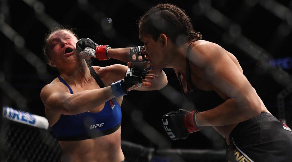 UFC 207 - Ronda Rousey battue par Amanda Nunes en 48 secondes