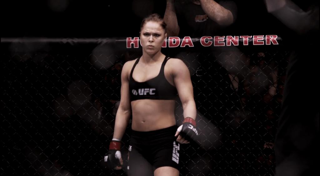 UFC 207 - Ronda Rousey