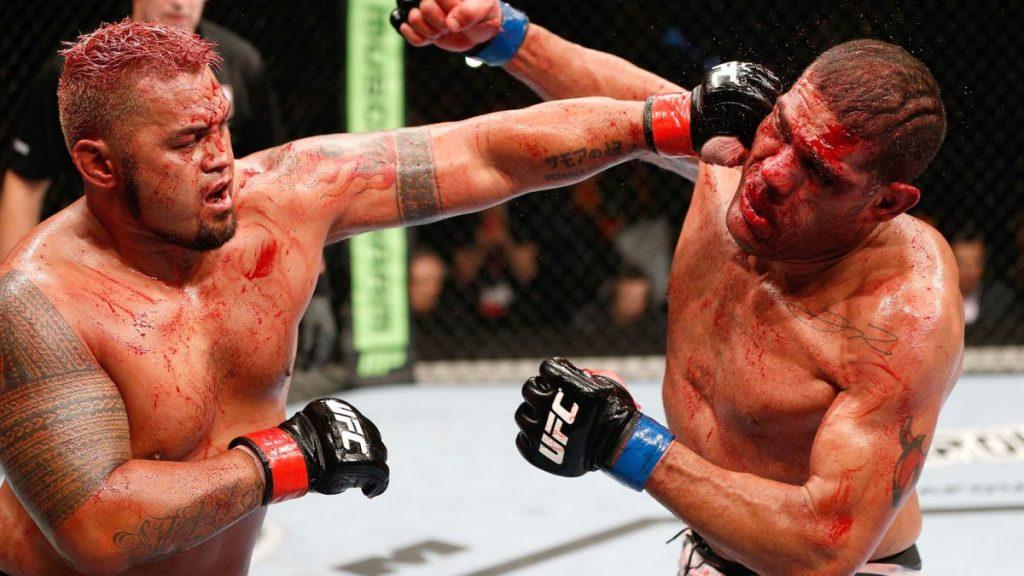 UFC Fight Night - Mark Hunt vs. Big Foot Silva pour l'une des plus grosses guerres de l'histoire