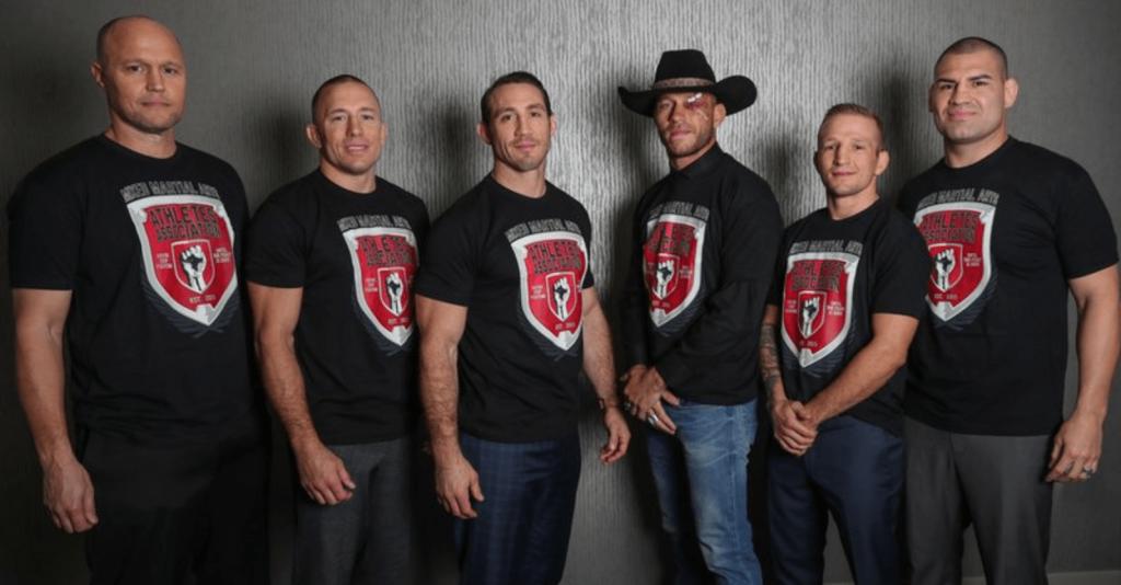 Pour défendre leurs droits, les stars de l'UFC créent la MMA Athletes Association