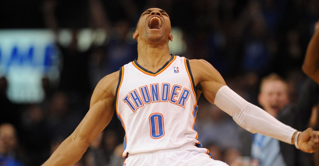 Victoire, triple double et record pour Russell Westbrook