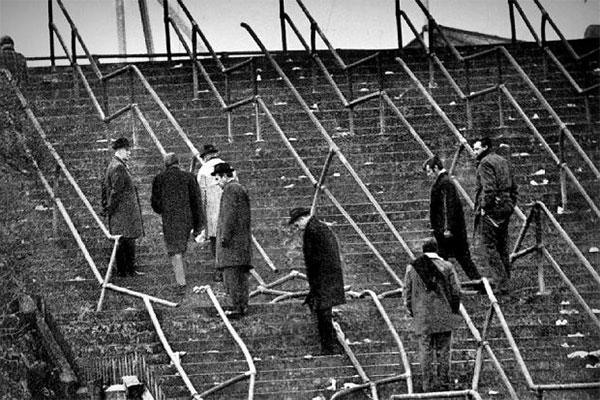 tragédies de l'Histoire du Football