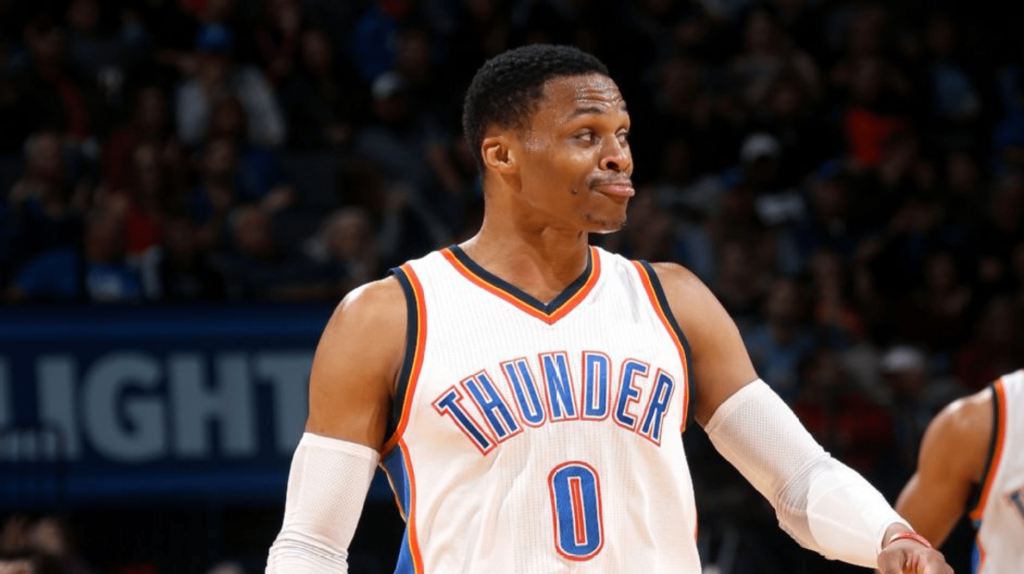 17e triple double et victoire pour Westbrook et le Thunder