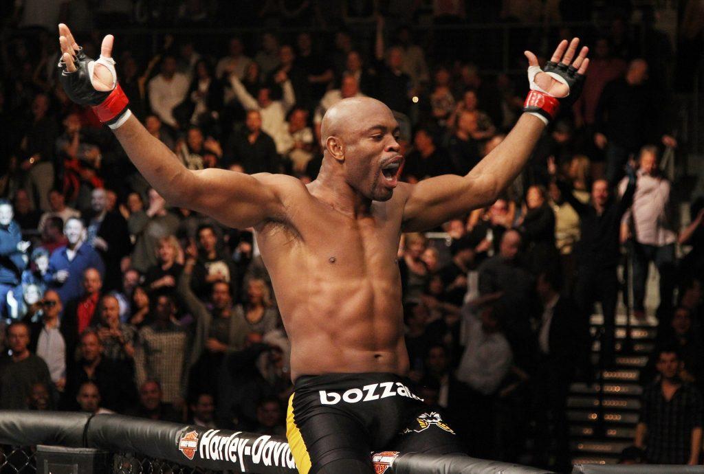 Officiel – Anderson Silva fera son grand retour à l'UFC 208!
