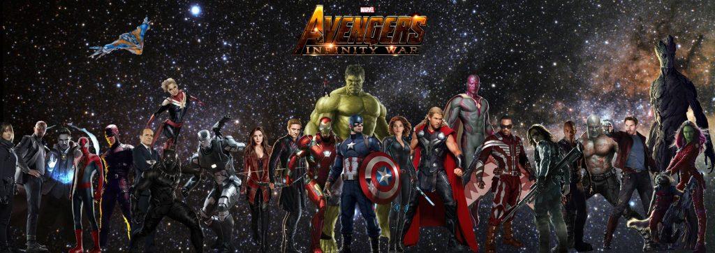 Avengers Infinity War: plus gros budget de l'histoire et casting XXL