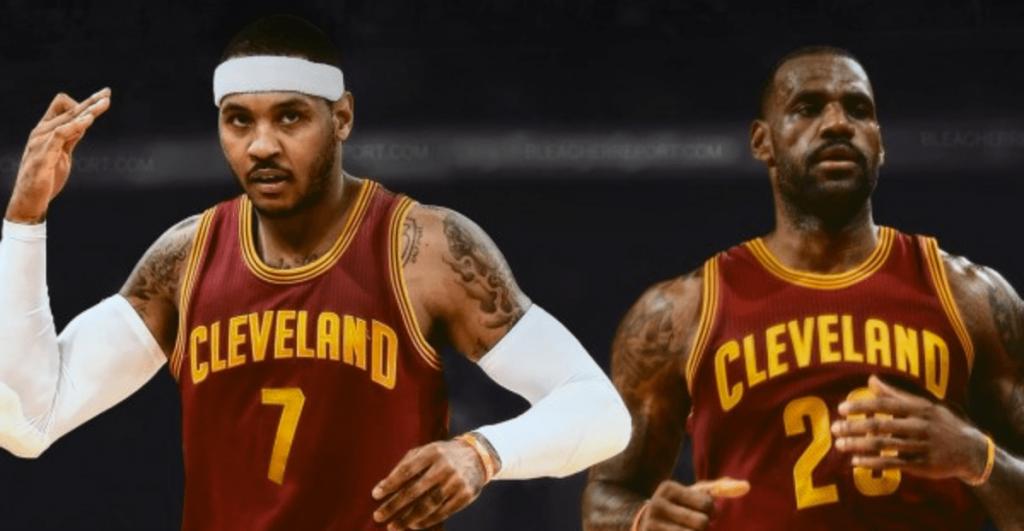 Carmelo Anthony pourrait partir des Knicks – plutôt Cavaliers ou Clippers?