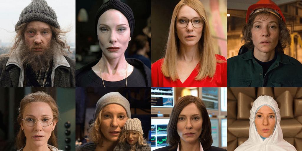 Cate Blanchett joue 13 personnages dans le trailer de Manifesto