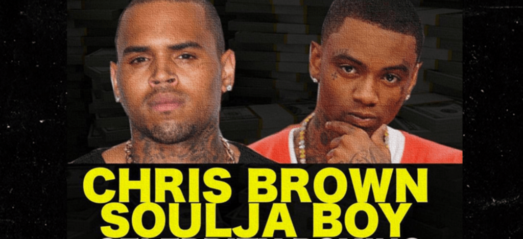 Chris Brown et Soulja Boy vont s'affronter dans un combat de boxe