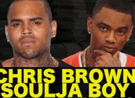 Chris Brown et Soulja Boy vont s'affronter dans un combat de boxe