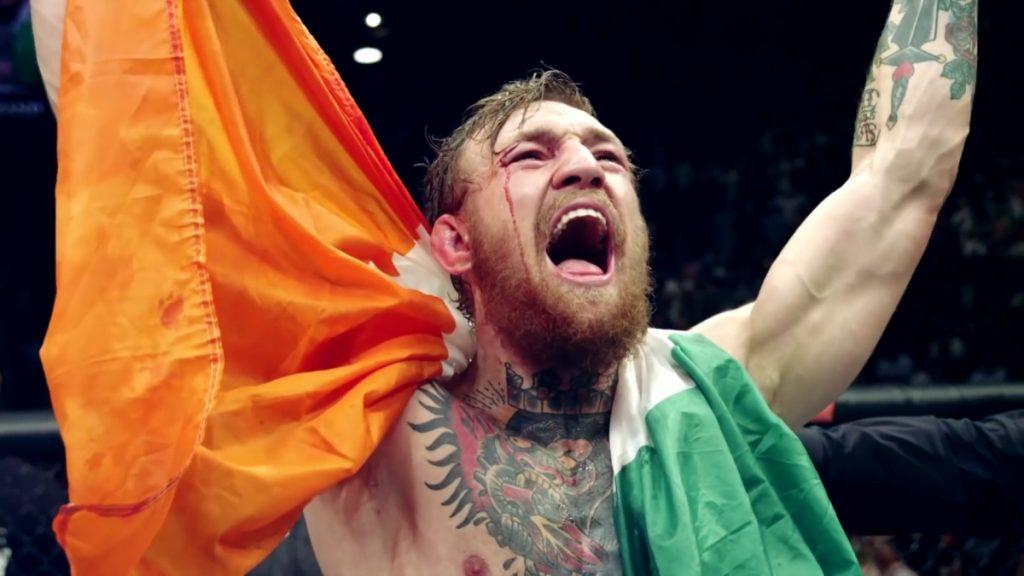 Conor McGregor - it was all a dream