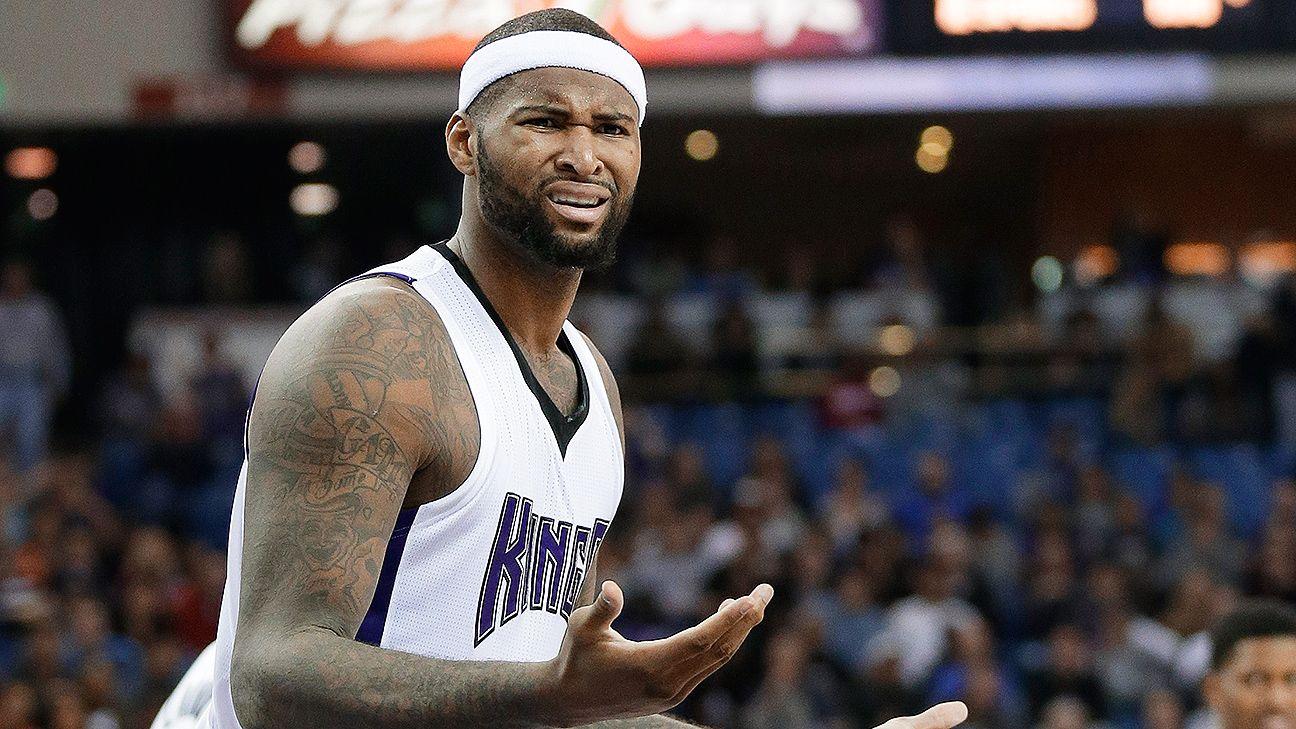 La NBA reconnaît les erreurs d'arbitrage sur DeMarcus Cousins