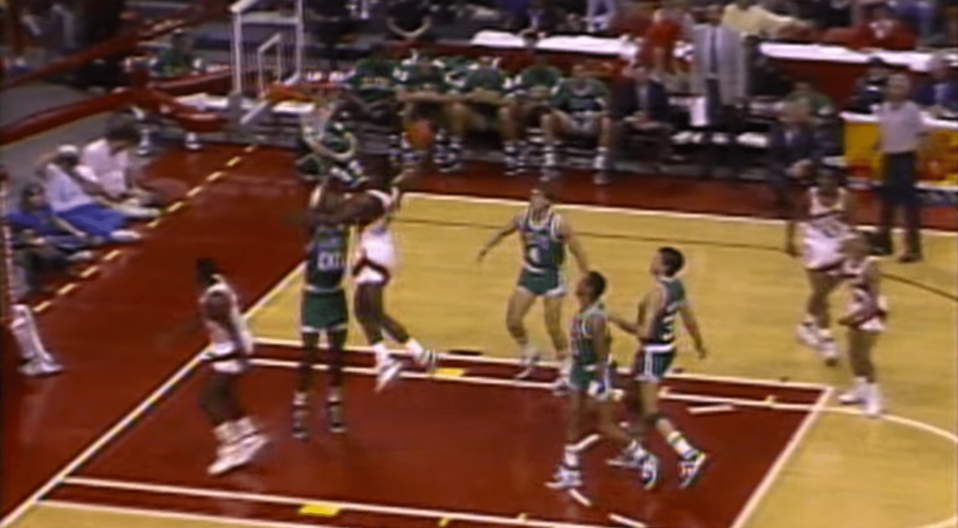 Dominique Wilkins aka. The Human Highlight Film