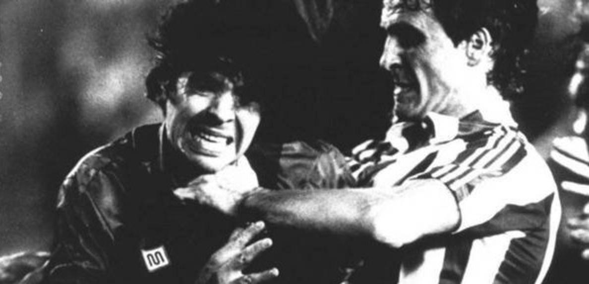 FC Barcelone vs Athletic Bilbao – quand Diego Maradona a pété les plombs