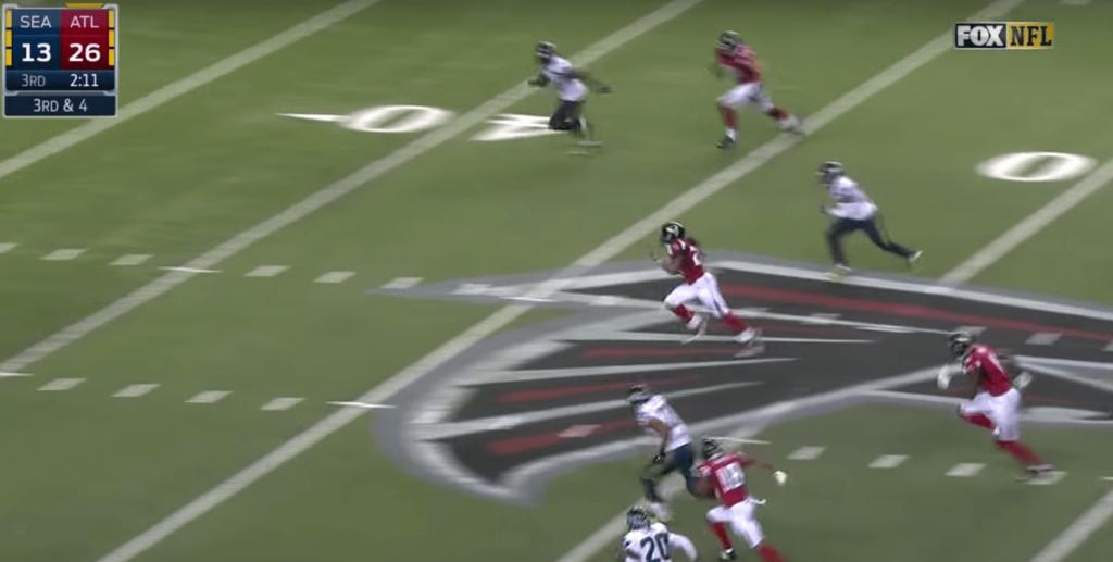 Falcons vs. Seahawks - Ryan, Jones et Freeman donnent la leçon