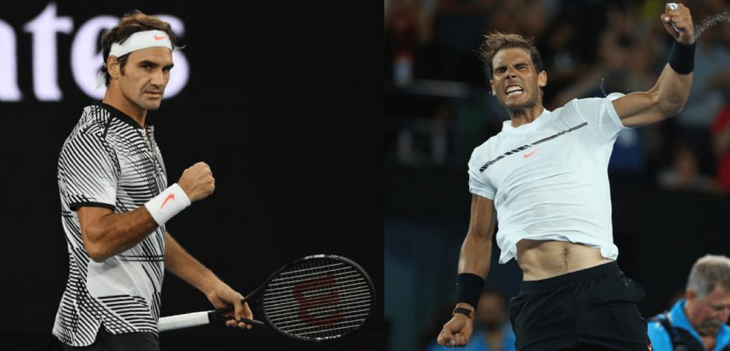 Roger Federer et Rafael Nadal - le retour du monstre à deux têtes