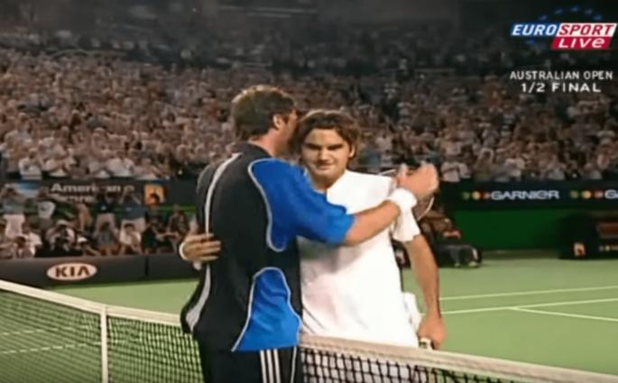 Quand Marat Safin faisait tomber Roger Federer après 5 sets dantesques