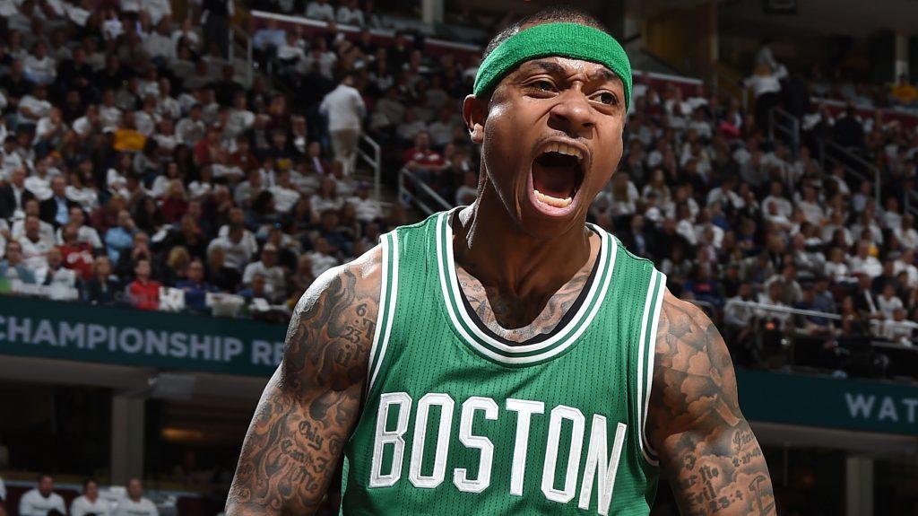 Isaiah Thomas et sa grande saison chez les Boston Celtics