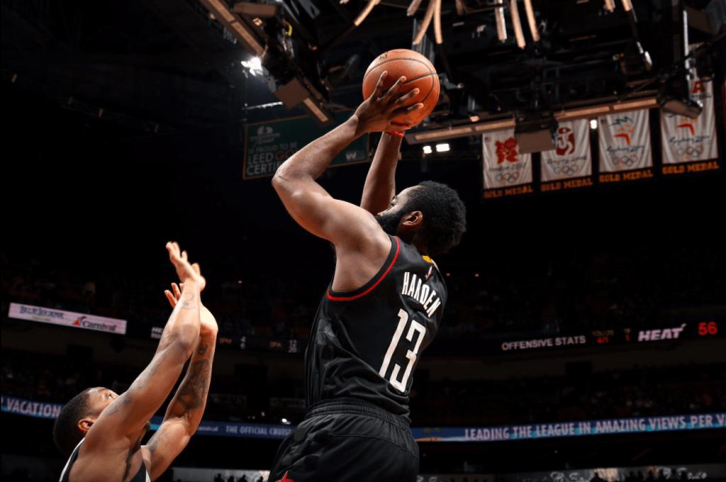 James Harden monstrueux… dans la défaite face au Heat