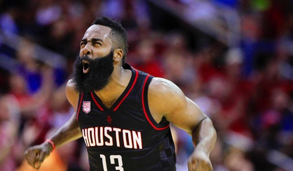 Record - James Harden a été impliqué sur 95 points contre les Knicks