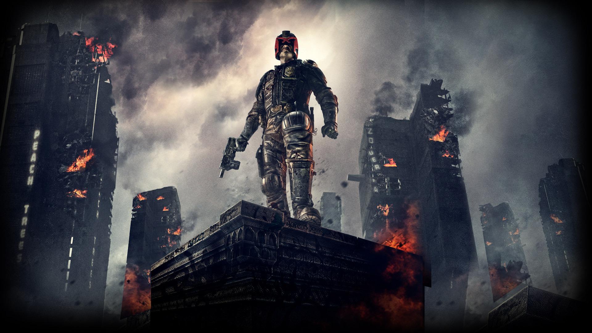 Dredd – un remake injustement boudé par le public