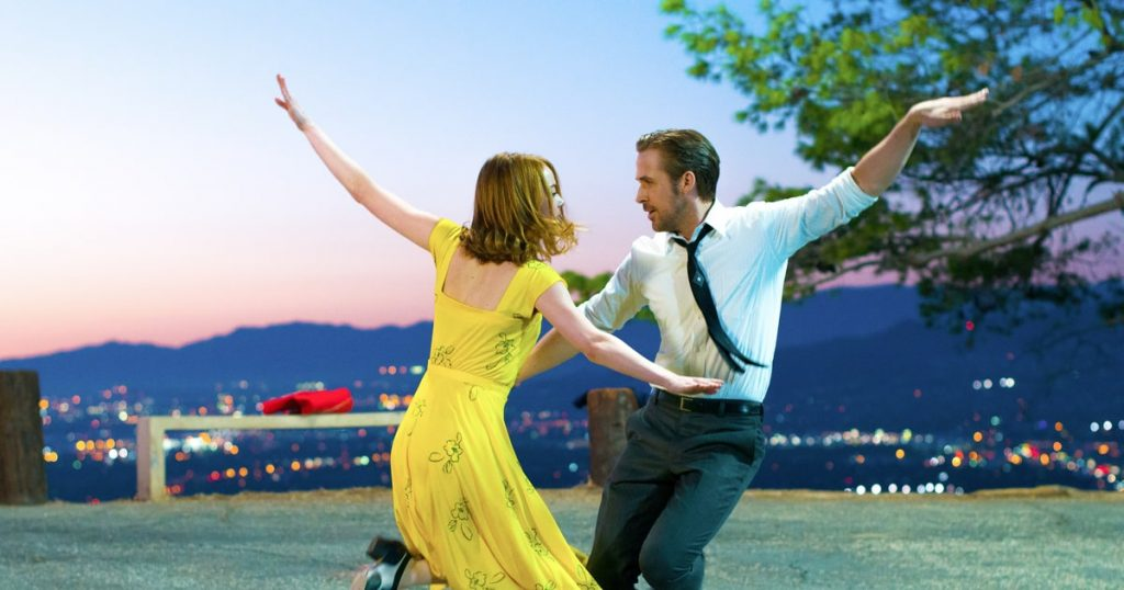 La La Land - Golden Globes