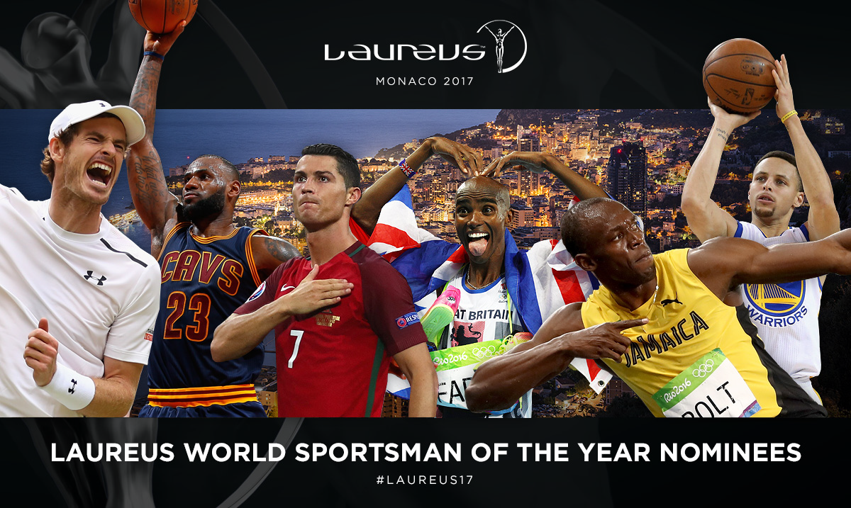 Laureus World Sports Awards 2017