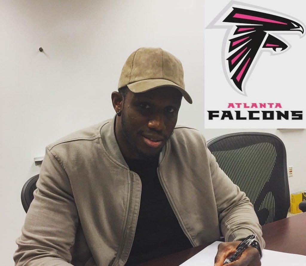 Le francais Anthony Dable vient de signer avec les Atlanta Falcons