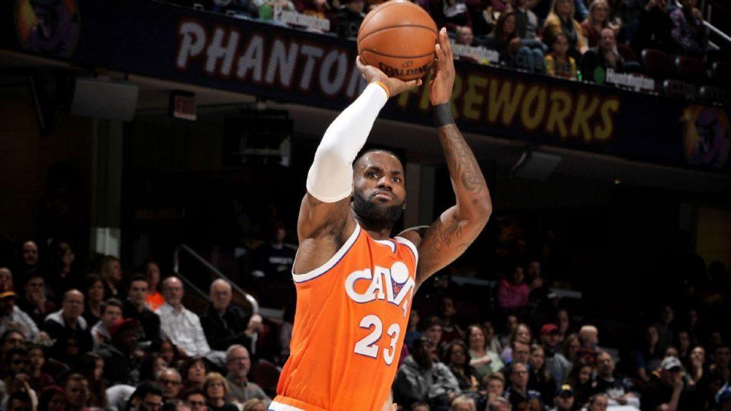 LeBron James et les Cavaliers calment Russell Westbrook