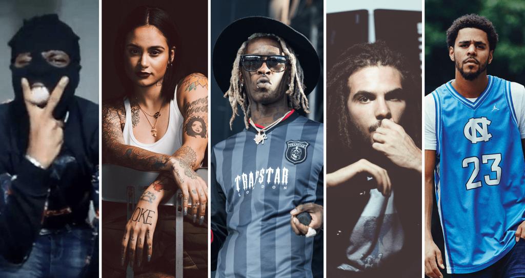 Les 11 sons de la semaine avec FKJ, Young Thug et Siboy