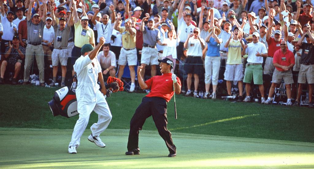 Masters d'Augusta 2005 – Quand Tiger Woods est devenu une légende