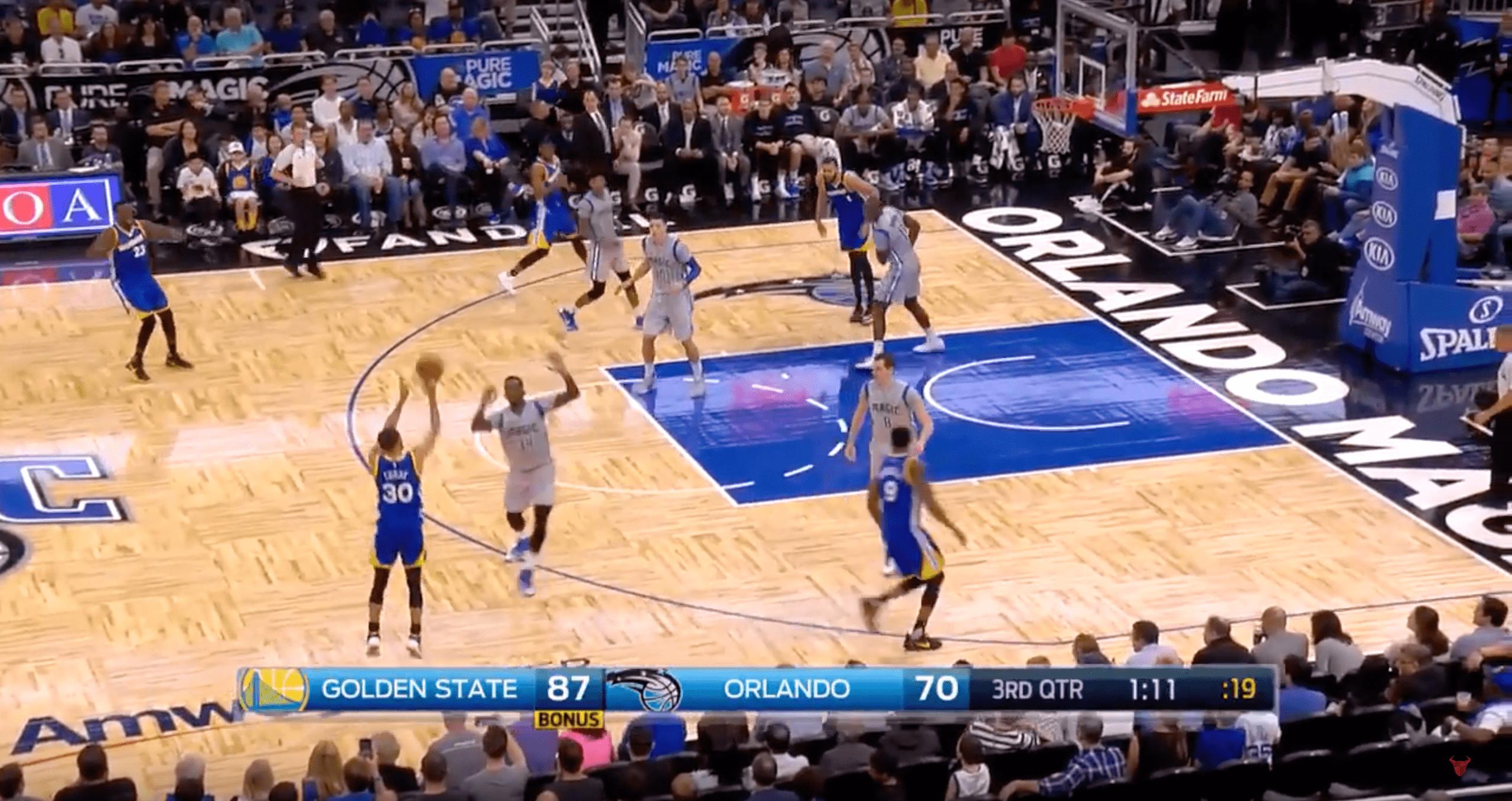 NBA - Les Golden State Warriors calment l'Orlando Magic