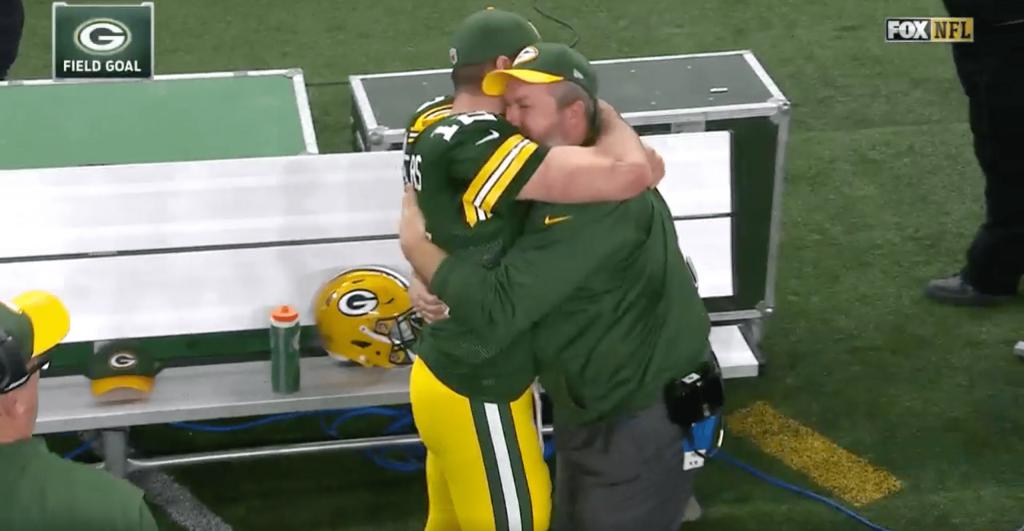 Lors du match de l'année, les Packers font tomber les Cowboys
