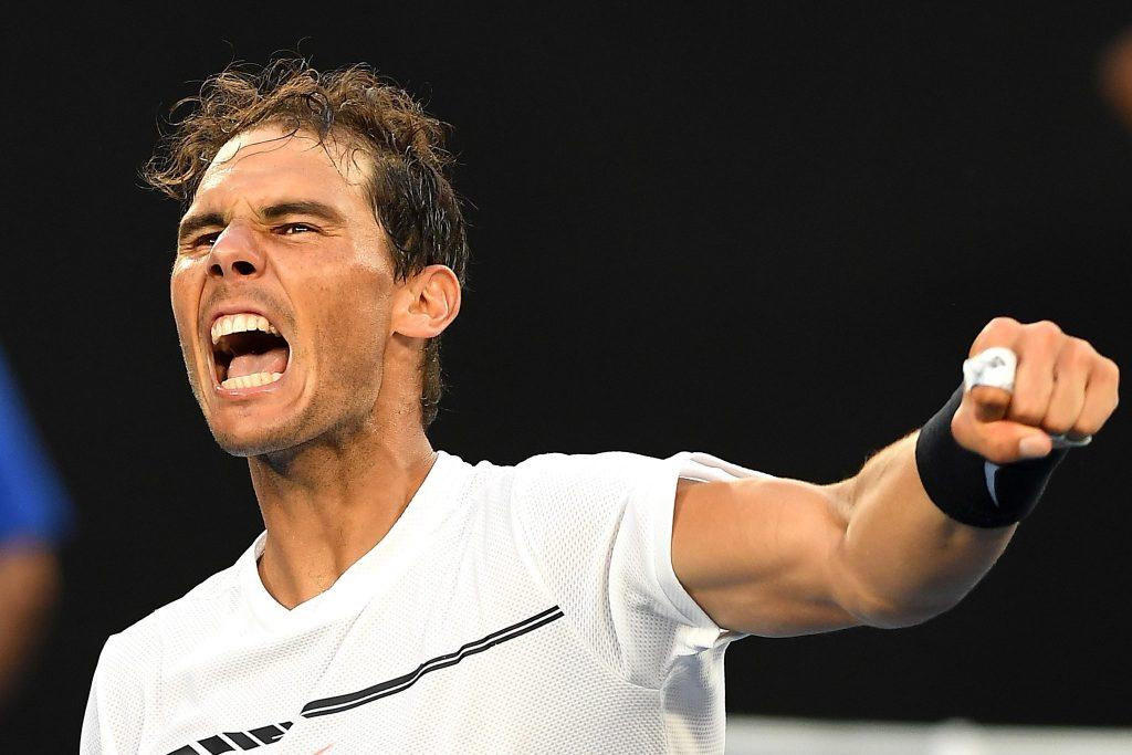 Open d'Australie - Rafael Nadal élimine un Gael Monfils décevant