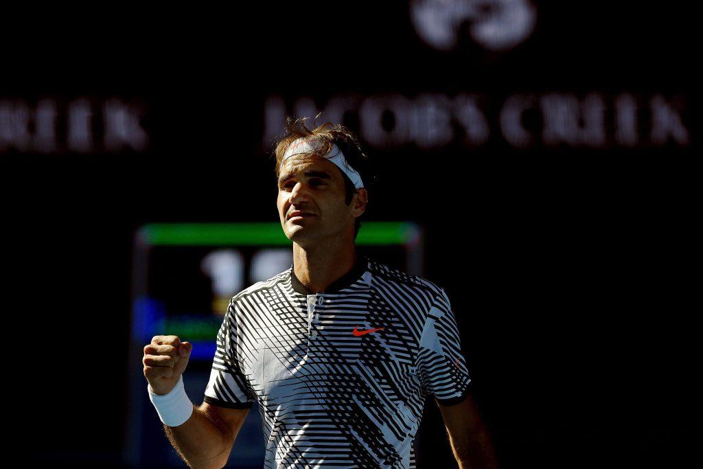 Open d'Australie - Roger Federer élimine Kei Nishikori en 5 sets!
