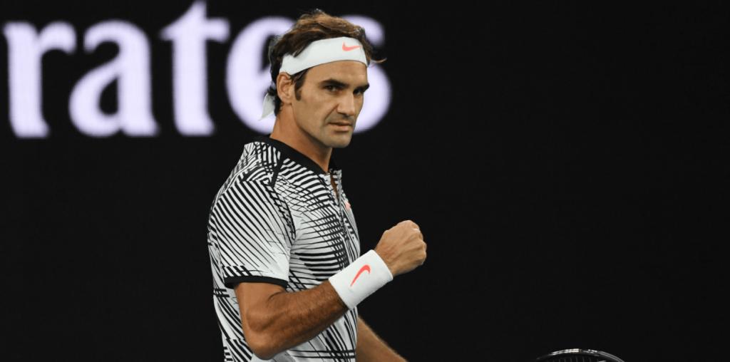 Roger Federer se balade contre Mischa Zverev et file en Demi-Finale