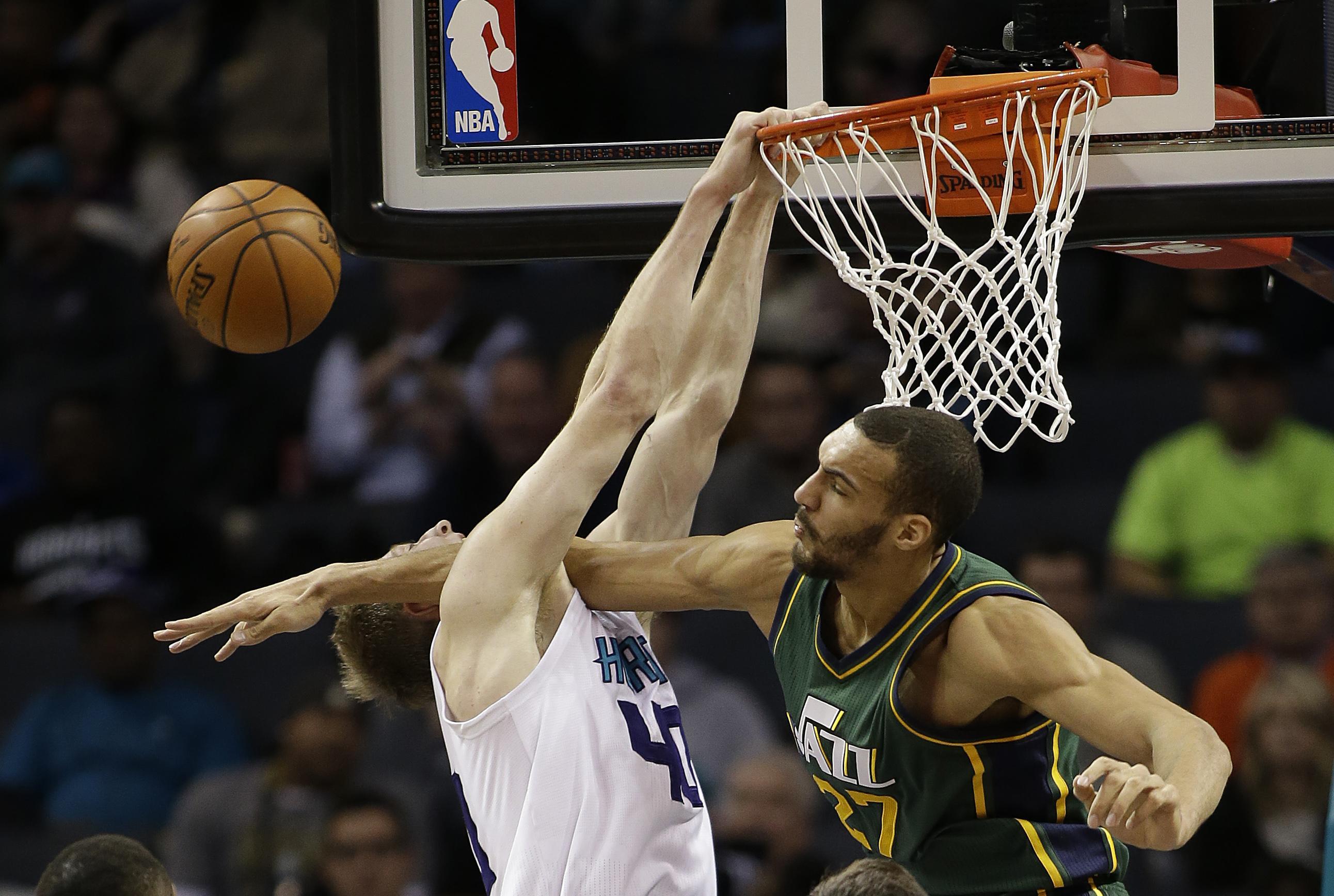 Et si Rudy Gobert était finalement le meilleur pivot de la NBA?