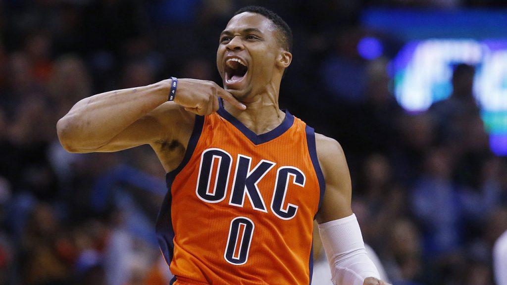 Westbrook sort un gros triple double pour sortir le OKC du piège Kings