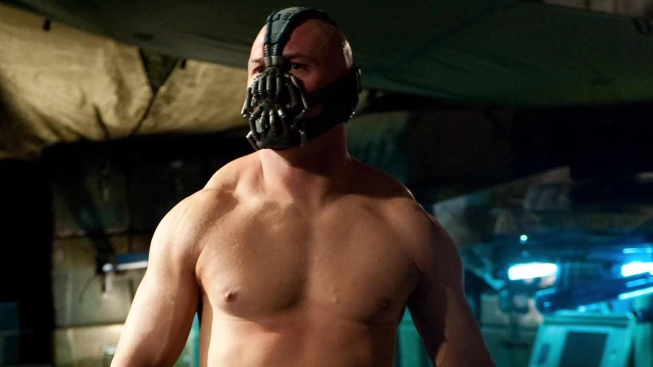 """Tom Hardy se livre """"J'ai probablement trop endommagé mon corps"""""""