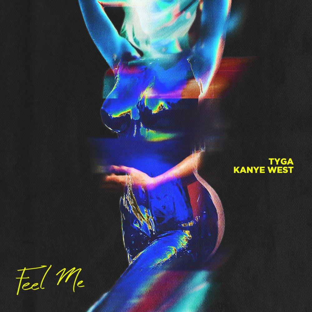 Kanye West et Tyga fêtent le Nouvel An sur Feel Me