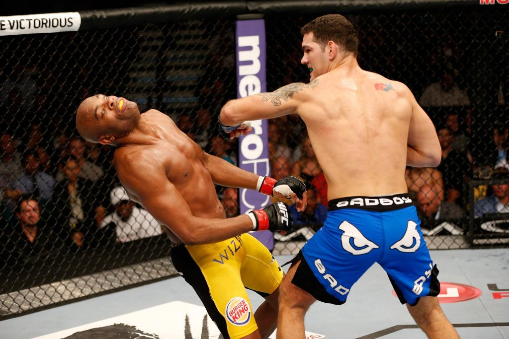 UFC 162 – Anderson Silva vs. Chris Weidman
