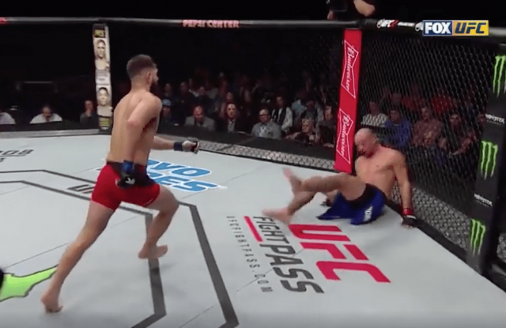 UFC Denver – Donald Cowboy Cerrone terminé par Jorge Masvidal