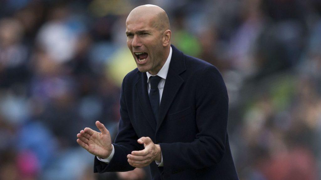 Zidane a le meilleur pourcentage de victoire de l'histoire du Real Madrid