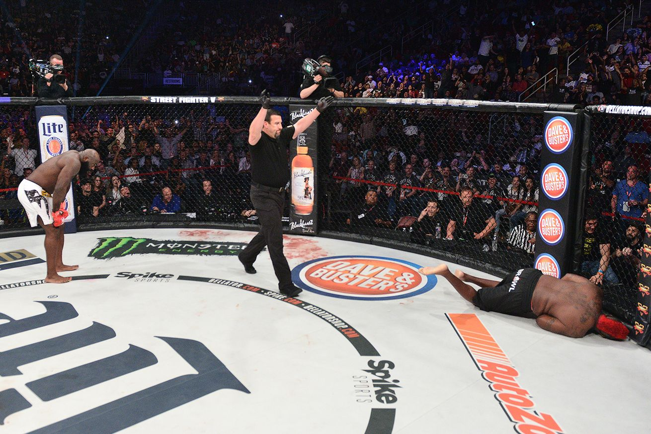 Bellator 149 – Kimbo Slice vs. Dada 5000