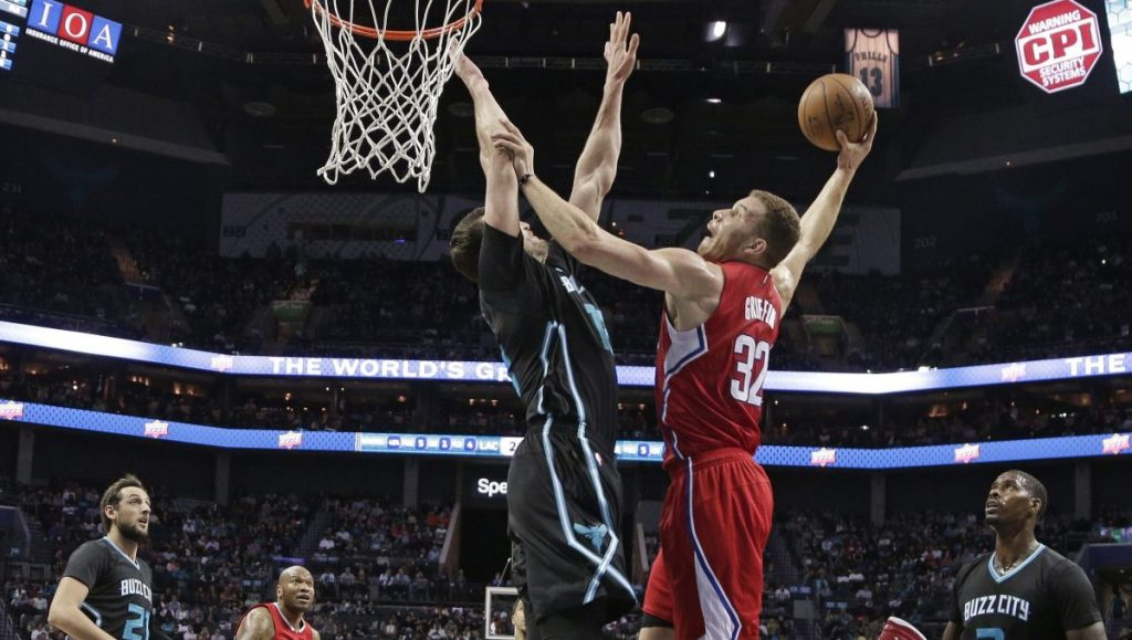Et si Blake Griffin jouait le basket de sa vie?