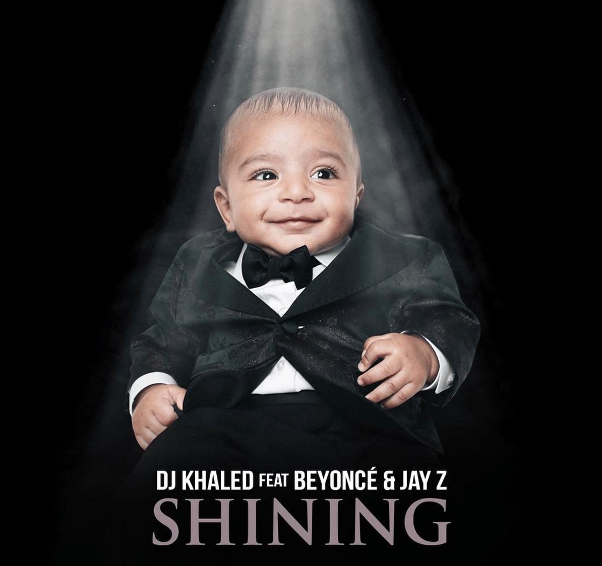 DJ Khaled s'offre un gros feat. avec Shining (feat. Jay Z & Beyoncé)