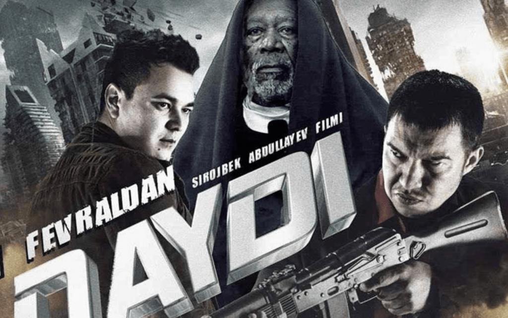 Daydi, un film avec Morgan Freeman en poster…sans Morgan Freeman au casting