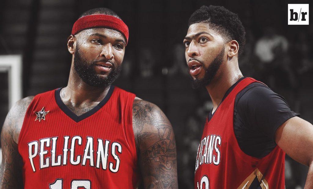 Officiel – DeMarcus Cousins débarque chez les New Orleans Pelicans
