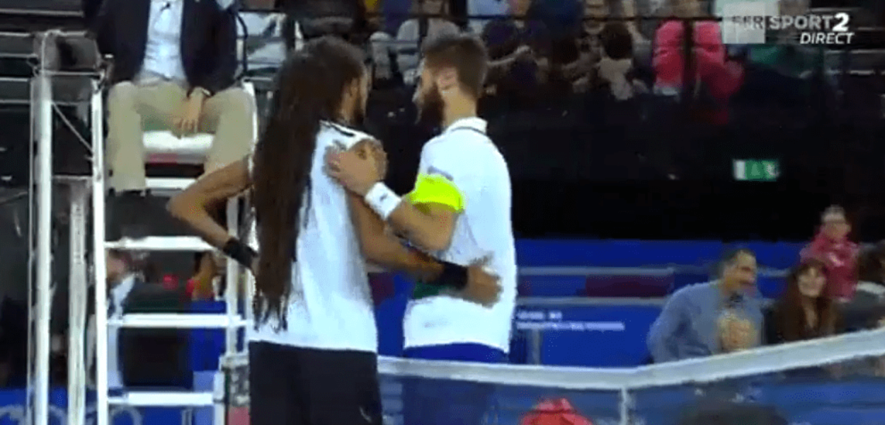 Dustin Brown vs. Benoit Paire – Bienvenue au royaume du WTF