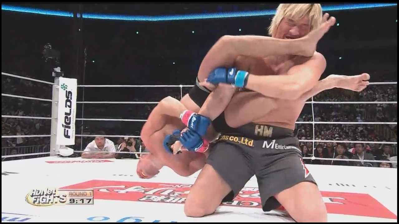 Yarennoka ! – Fedor Emelianenko vs. Choi Hong-man