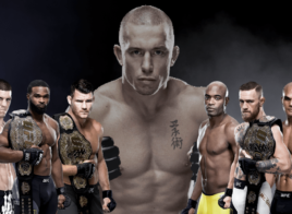 Quel combat pour le retour de Georges St-Pierre à l'UFC ?